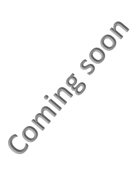 'Coming soon' announcement